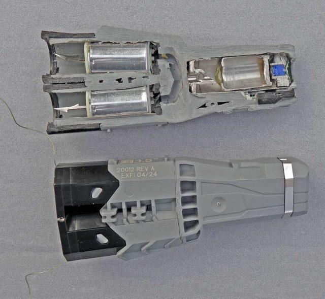 Taser 7 Cartridge Cutaway